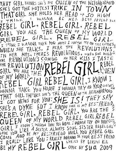 Bikini Kill - Rebel Girl Lyrics | MetroLyrics