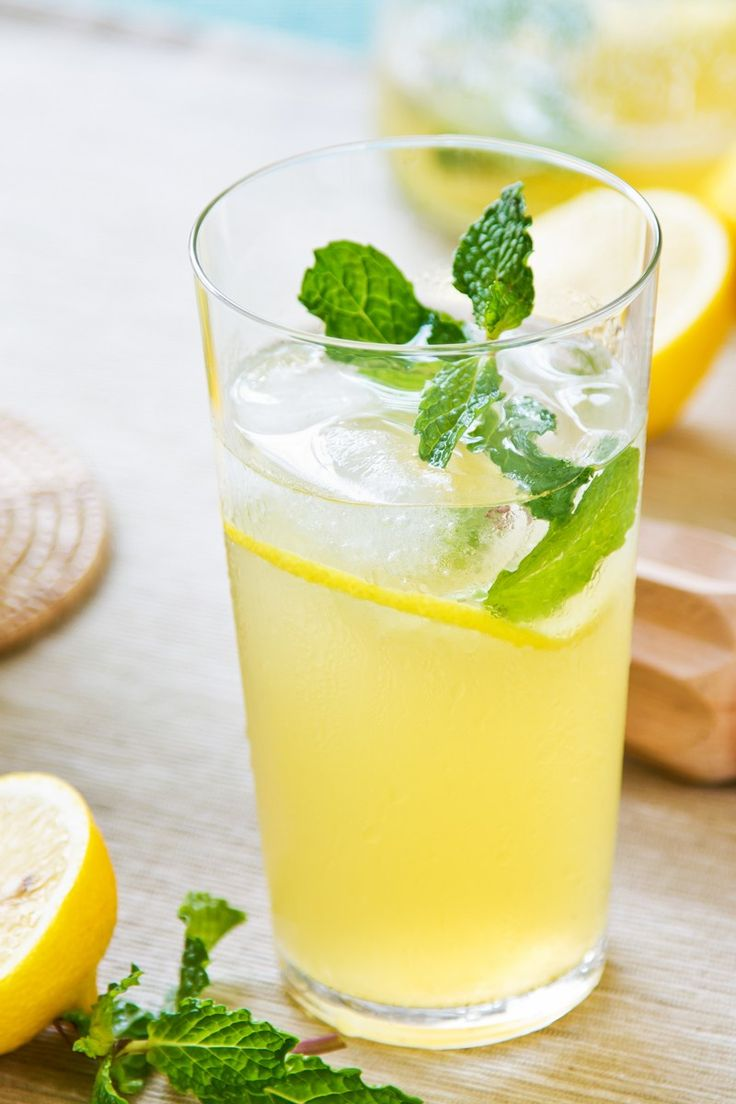 Best Lemonade Ever Put a little vodka in there and float around in the ...