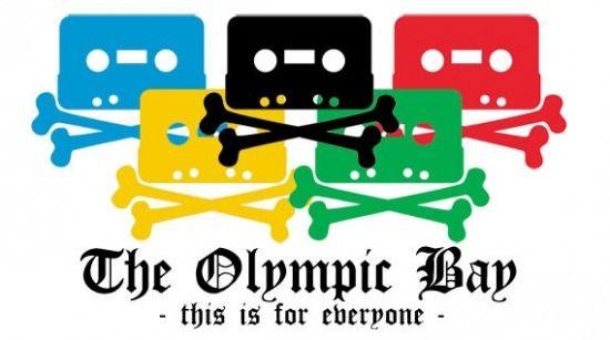 Új logóval ünnepli az olimpiát a The Pirate Bay - nokamu