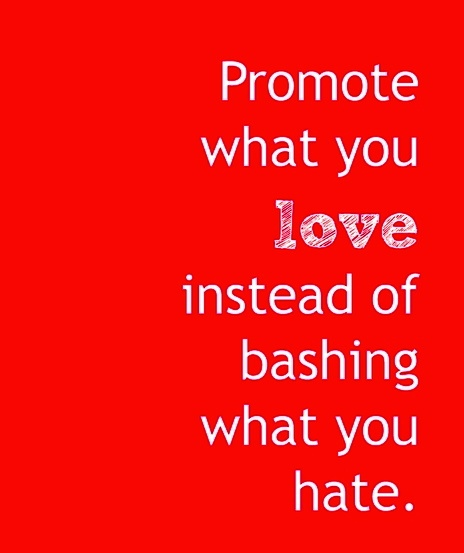Love Over Hate Quotes. QuotesGram
