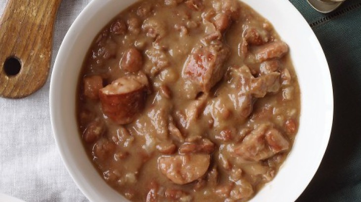 Red Beans with Andouille Sausage | Foodie | Pinterest