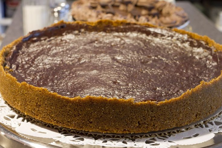 decadent vegan chocolate cheesecake that doesn't sacrifice rich ...