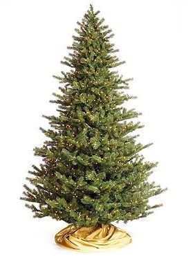 The Northwoods Fir Christmas Tree  is the perfect realistic artificial tree for your holiday decor and celebrations; complete with  FlipTree Stand & Storage Bag for convenience.