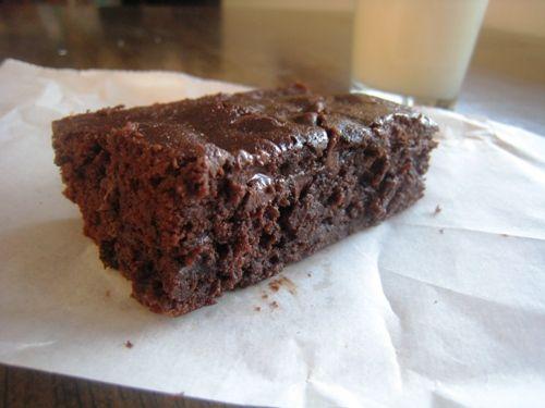 Butternut Squash Brownie from Good Cheap Eats