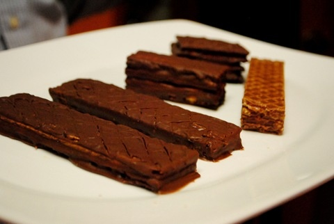 Homemade Nutty Bars - using Wasa crackers, natural peanut butter, and ...