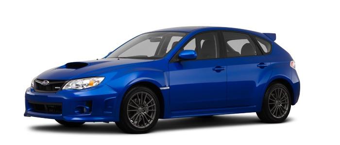subaru impreza hatchback fuel economy
