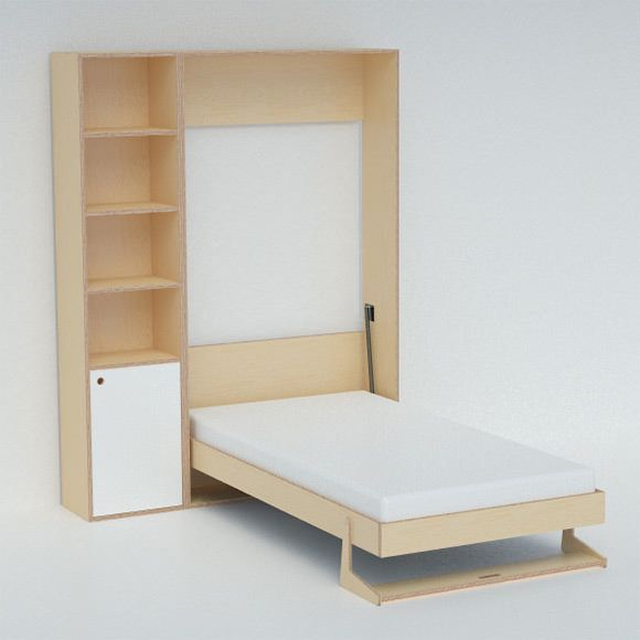 The Perfect Kid 39 S Bed For Small Spaces