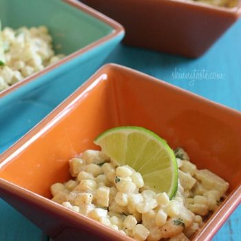 Warm Mexican Corn Salad | Recipes - Salads | Pinterest
