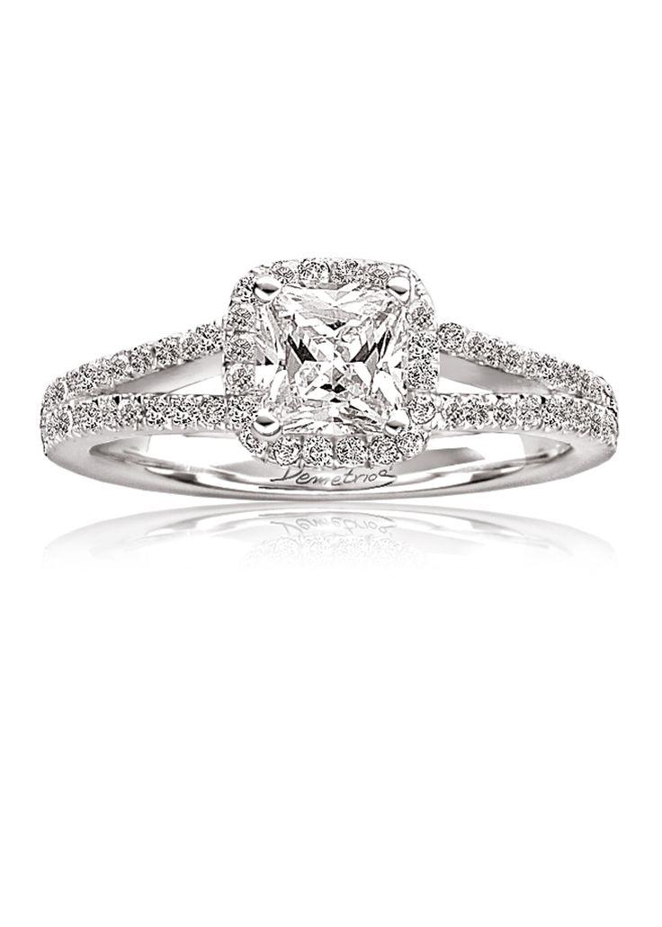 Demetrios Engagement Rings
