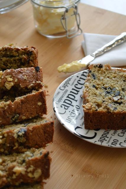 Whole wheat blueberry banana bread | Baking | Pinterest