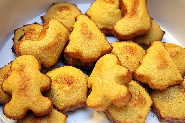Honey Cornbread Muffins | Muffins & Loaves | Pinterest