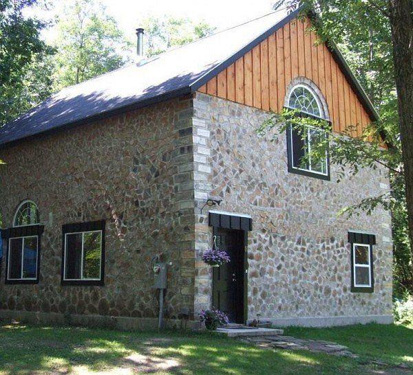 Cordwood homes and barns home pinterest for Cordwood homes