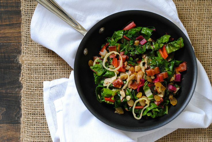 ... pine nuts sautéed swiss chard and pine nuts red swiss chard with pine