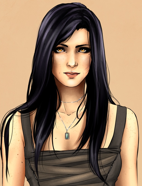 Meet Adelis- redo by *Popscockle | Into The Shadows | Pinterest