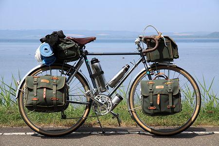 自転車の 丸石自転車 エンペラー : like this. | Klunkers & Randonneur ...