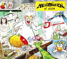 Helloween Dr Stein Records, LPs, Vinyl and CDs - MusicStack