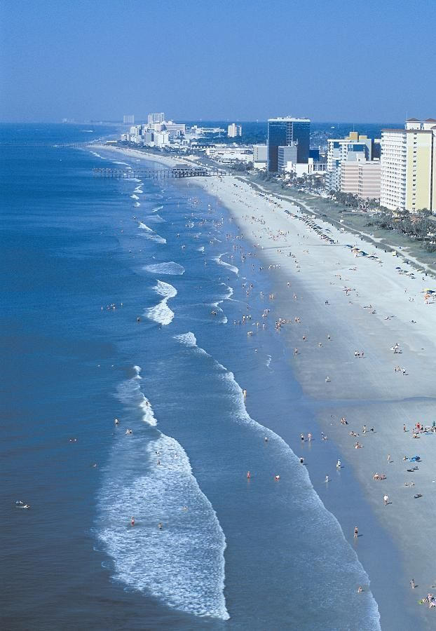 Myrtle beach south carolina for Best vacation destinations in the south