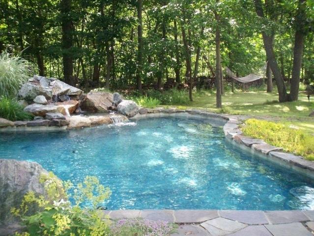 Cool Backyard Pools : Backyard water retreat  Cool Pools  Pinterest
