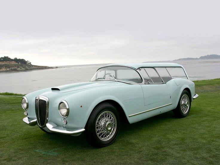 1954 Lancia Aurelia B24 Spider Coches Pinterest