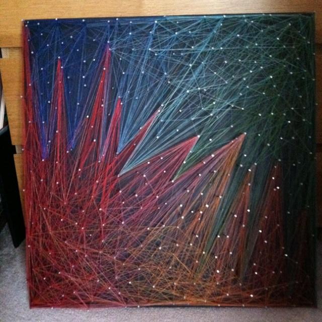 yarn string art - photo #14