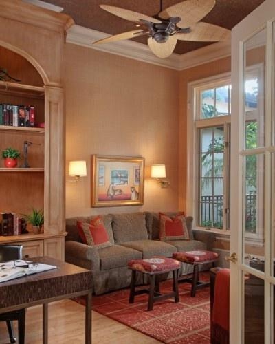 cozy home office d cor pinterest