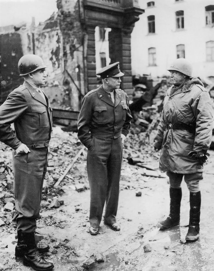 d day and eisenhower