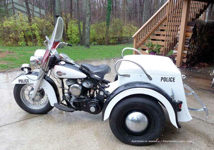 Harley Davidson Servi Car Parts For Sale