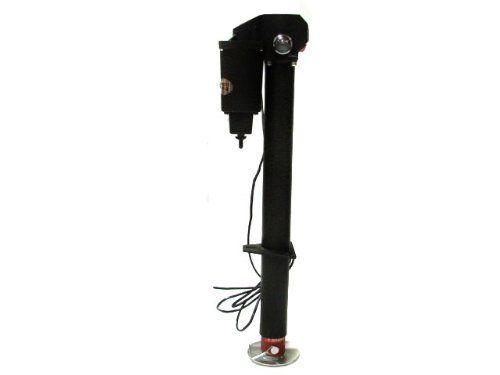 TMS PJ3500 3500-Pound 12-volt Electric Power Tongue Jack RV Utility