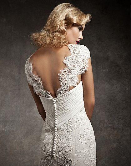 Kleid der Woche - Justin Alexander  Hochzeitskleider zum Träumen  P ...