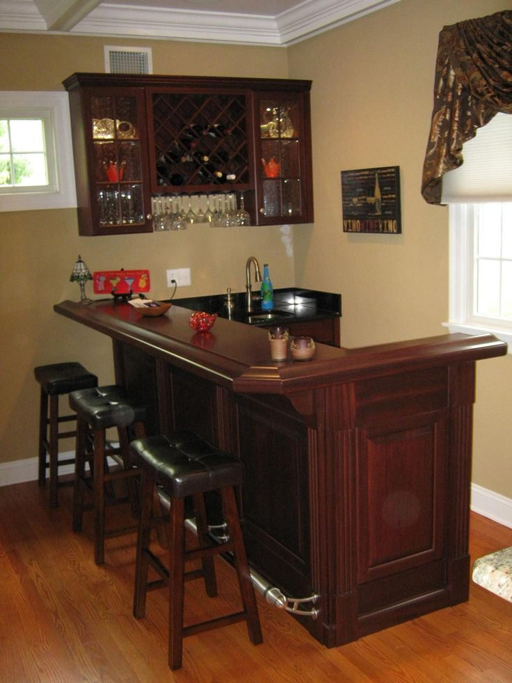 Custom Bars by David Leiz Custom Woodworking, Inc. | CustomMade.com