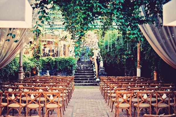 A Rustic Chic Haiku Mill Wedding, Part I