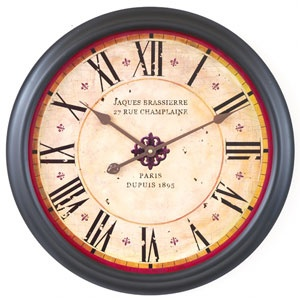Black Wall Clocks Diameter 24 Inches Clocks Pinterest