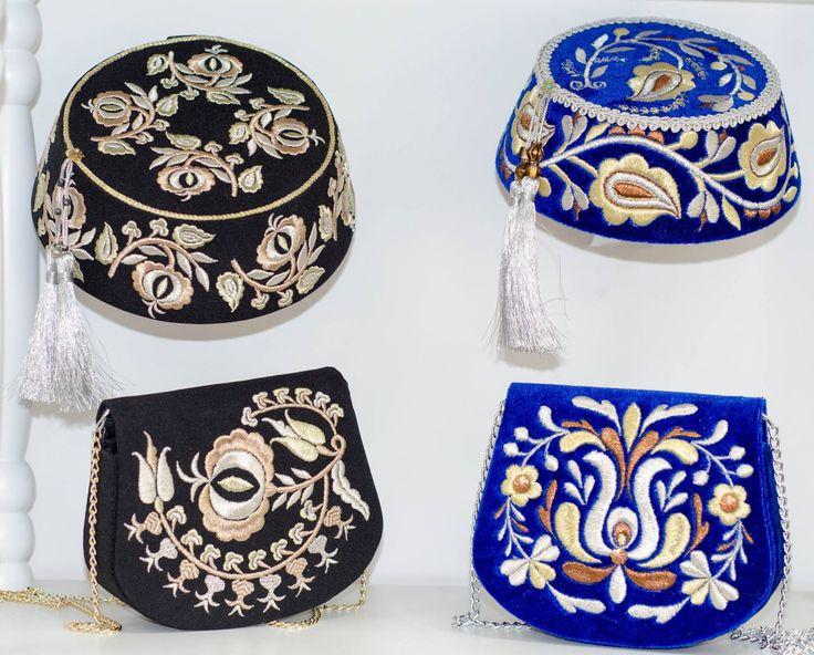 Вышивка татарским орнаментом a 862