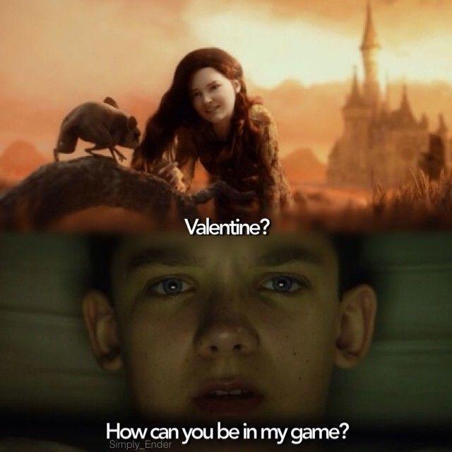 valentine ender games