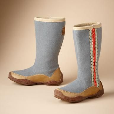 lurve these casual winter boots