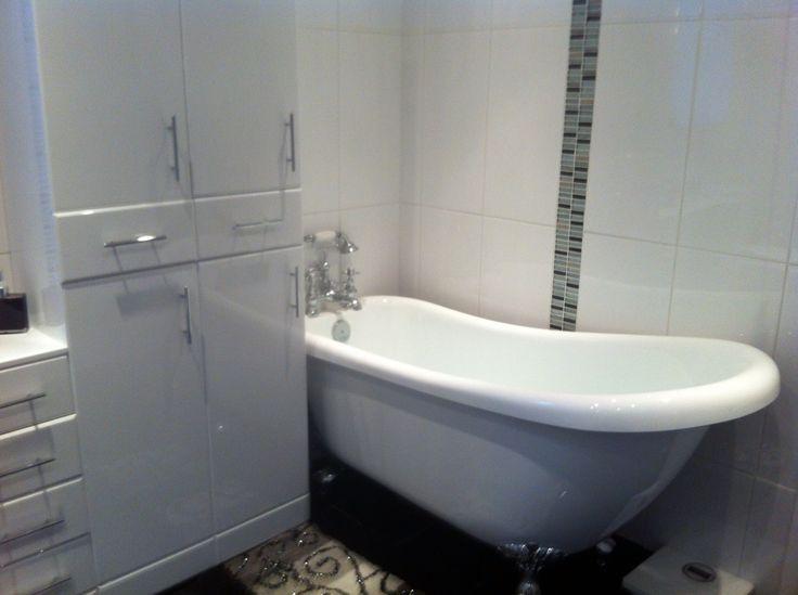 Comvictoria Plumb Bathrooms : luxurious bathroom design that belongs to Donna Smart. Thanks for ...