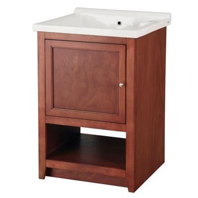 Utility Sink With Vanity : Laundry Vanity/Sink Home Depot New Home Ideas Pinterest