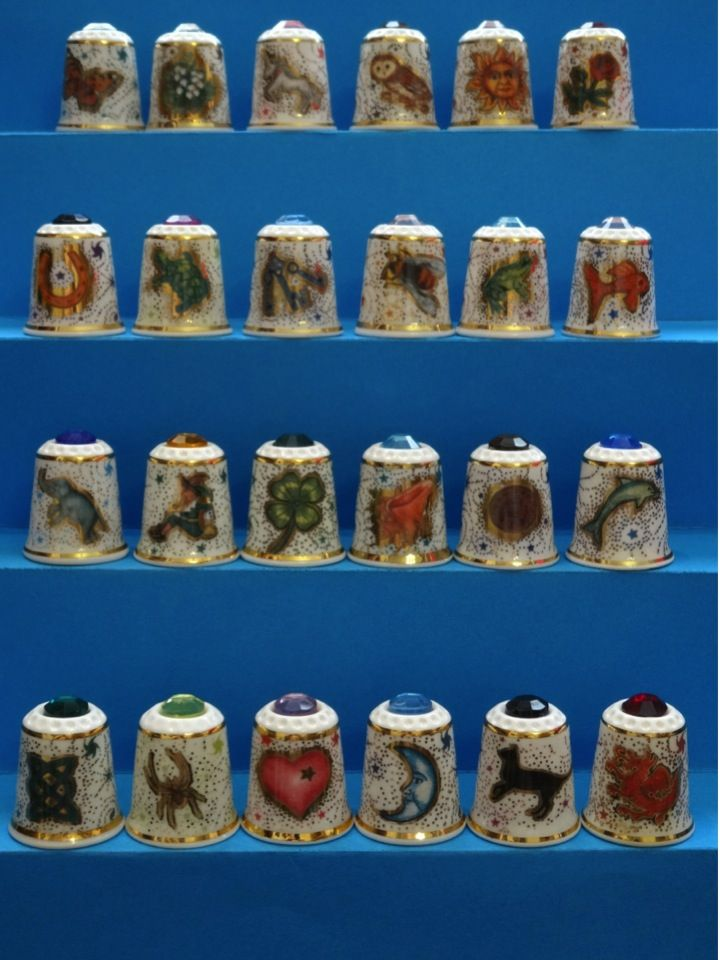 How to Collect Thimbles