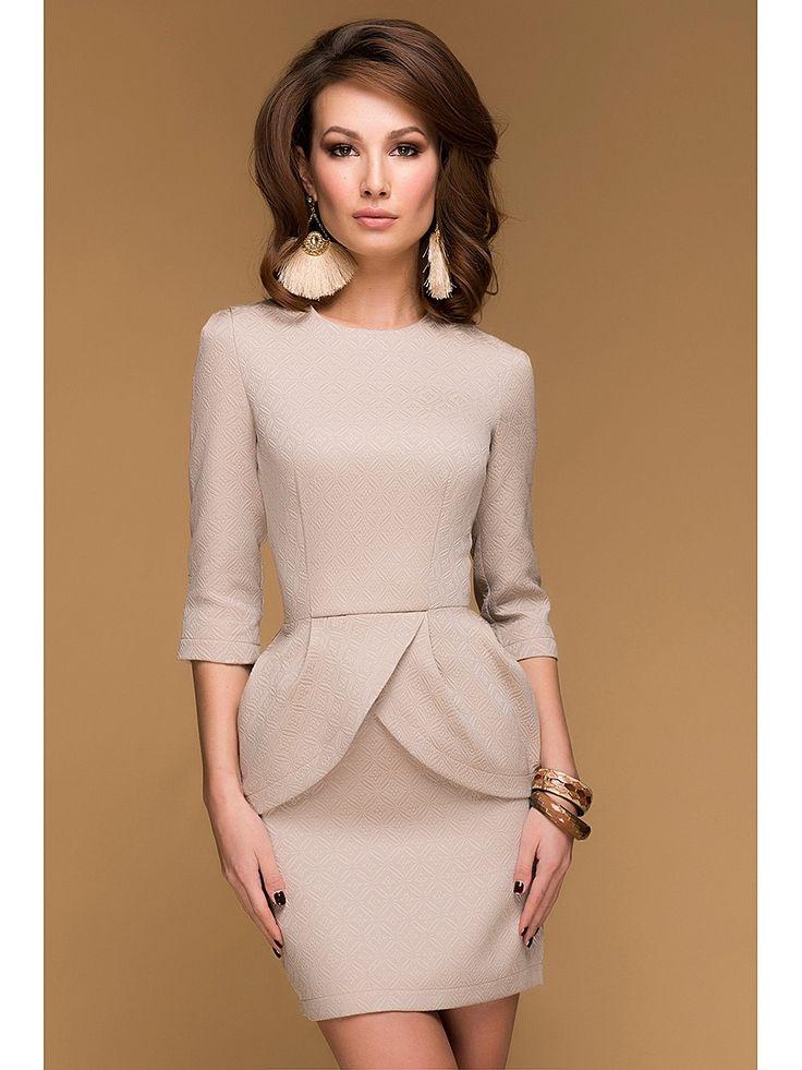 Коктейльное платье - выкройка от Анастасии Корфиати
