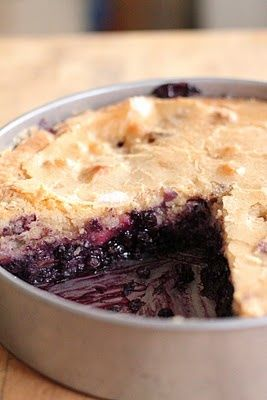 Wild Blueberry and Apple Pie