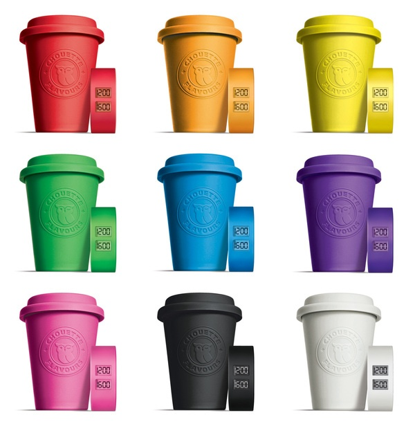 Hong Kong's Chouette launches their latest product offering 'flavours'. Here u can see all design and graphics for the product that comes in great reusable packaging.
