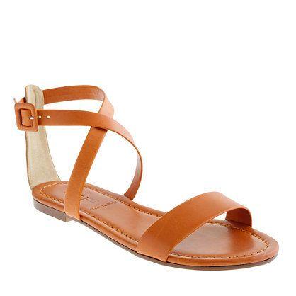 Crew Kira sandals