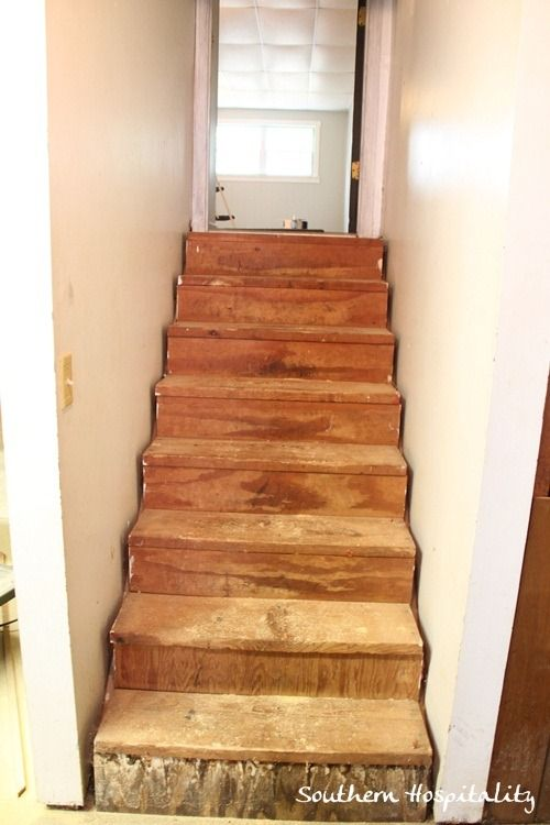 Best Pine Stair Treads For The Home Pinterest 640 x 480