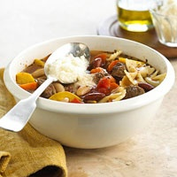 Minestrone, Slow Cooker Soup  great, easy recipe