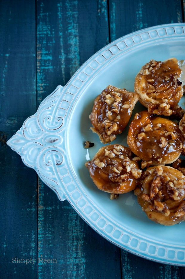 Quick Sticky Buns... No more waiting for hours....