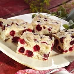 Cranberry Nut Bars | Cakes, Baked Goods & other Sweet Treats | Pinter ...