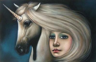 unicorn...and...person?
