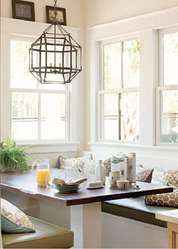 Breakfast Nook Idea For The Home Pinterest