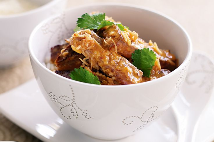 ... , this Asian inspired curry packs a punch of flavour! Beef rendang