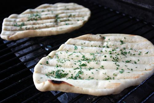 Grilled Flatbread | Cause This Is GRILLER!!!! | Pinterest